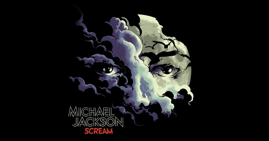 Halloween Michael Jackson Scream image for Vinyl is cool